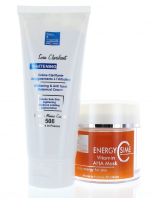 EnergyCsime Maske + Anti Spot Cream (200+200ml)