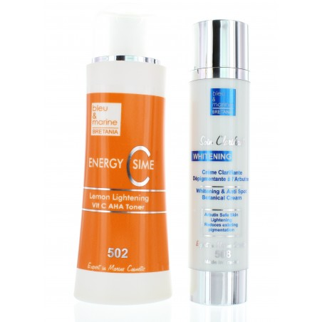 EnergyCsime Lemon Toner + Anti Spot Cream (150+50ml)