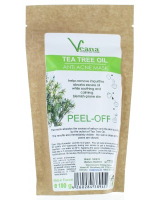 Anti Acne Tea Tree Peel Off...