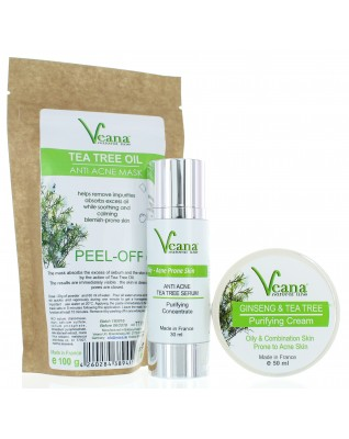 Anti Acne Tea Tree Serum +...