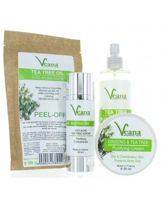 Anti Acne Teebaum Serum +...