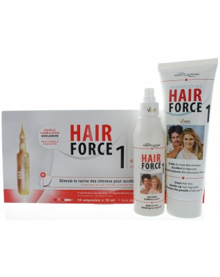 Hair Force One - Ampoules +...