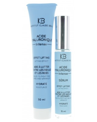 Hyaluronsäure Intensiv Creme + Serum (50ml+15ml)