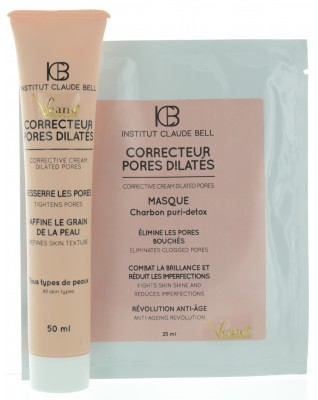 Pores Correction Cream +...