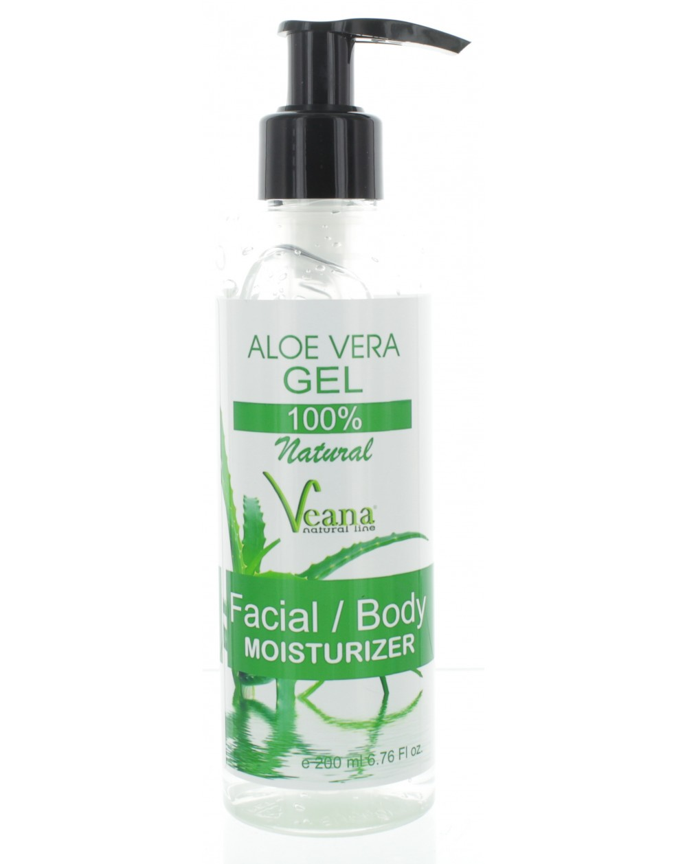 Aloe Vera Gel 100% natural (200ml)