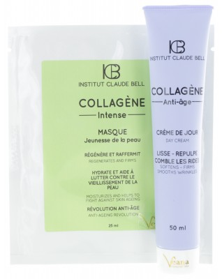 Collagen Intensiv Maske (25ml) + Collagen Creme (50ml)