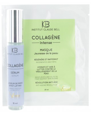 Collagen Intensiv Maske (25ml) + Collagen Serum (15ml)