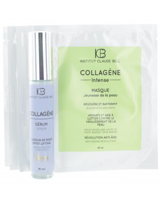 Collagen Intensiv Maske (5x 25ml) + Collagen Serum (15ml)